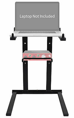 Rockville Laptop And Recording Interface Stand For Focusrite Clarett 2Pre USB • 26.65£