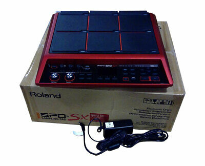 Roland SPD-SXSE Special Edition Sampling Percussion Pad - Used • 501.57£