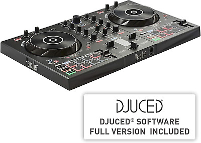 Hercules DJControl Inpulse 300 - DJ Controller With USB - 2 Tracks With 16 Pads • 206.66£