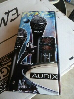 NEW IN BOX! Audix MODEL OM-2 Microphone Professional Vocal • 61.37£