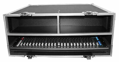 ProX XS-AHSQ5DHW ATA Flight Case W/Doghouse+Wheels For Allen & Heath SQ5 Mixer • 291.42£
