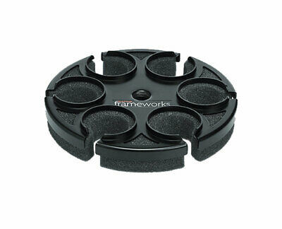 Gator Frameworks GFW-MIC-6TRAY Multi Microphone Tray Designed To Hold 6 Mics • 22.02£
