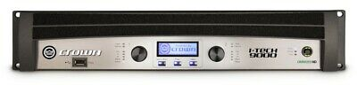 I-Tech 9000- Crown- 15005934250- Amplifier (BSS)- HD Series • 1,913.58£