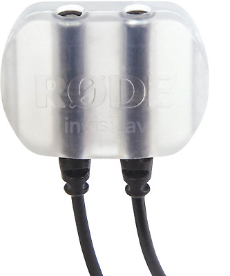 RØDE Invisilav Discreet Lavalier Mounting System Pack Of 10 • 46.89£