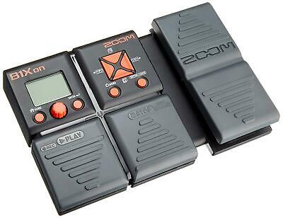 ZOOM B1Xon Bass Effects Pedal With Expression Pedal New In Box • 57.28£