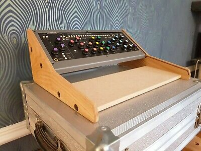 Solid Oak Wooden Dual Stand For Softube Console 1 And Fader • 74.99£