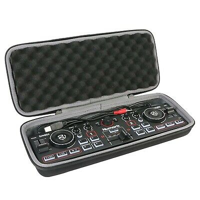 Co2CREA Storage Carry Travel Hard Case For Numark DJ2GO2 Ultra Portable DJ Co... • 34.99£