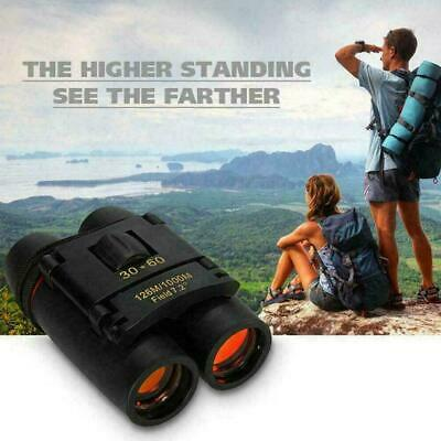 Case Cover Day Night Vision HD 30 X 60 Zoom Travel Telescope Binoculars Cam F6T8 • 7.98£