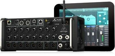 Behringer X Air XR18 18-Input Digital Mixer For IPad/Android Tablets WiFi USB • 395.48£
