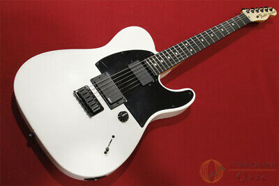 Fender Mexico Jim Root Telecaster Flat White 2016 Ship From Japan 04/30 • 1,009.83£