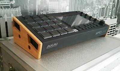 Solid Oak End Cheeks / Stand For Akai Mpc Live From Synths And Wood • 49.99£