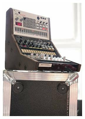 Triple Korg Volca Bass Sample Beat Keys 3 Tier Stand Console Holds 3 Volcas • 35£