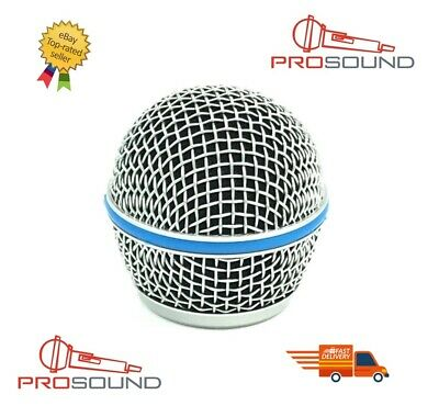 PROSOUND HQ Beta58 Series Microphone Mesh Grille For Beta58 Beta 58a Microphones • 7.59£