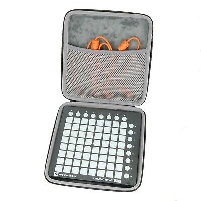 Co2CREA Hard Travel Case For Novation Launchpad Mini MK3 / MKII 2 MIDI Grid C... • 30.99£