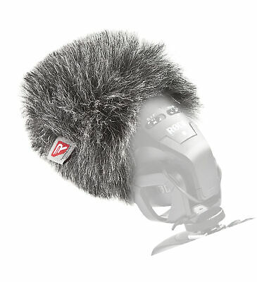 Rycote 055430 Mini Windjammer For Rode Stereo VideoMic Pro • 42.21£