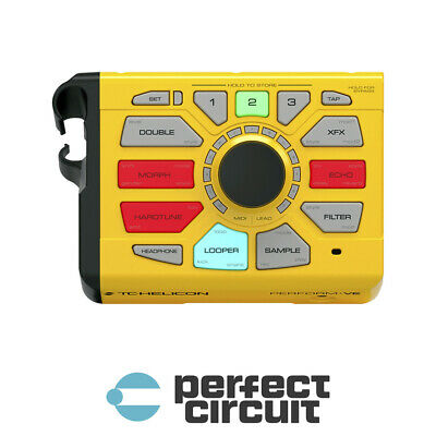 TC Helicon Perform-VE Vocal Sampler EFFECTS - NEW - PERFECT CIRCUIT • 169.28£