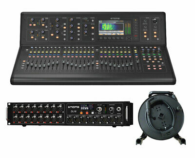 Midas M32 Live 40-Input Digital Studio Mixer + DL16 Stage Box + 150' Cat5 Cable • 5,088.67£