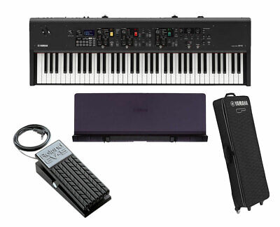 Yamaha CP73 73-Key Stage Piano + YSC-CP73 Soft Travel Case + EV-5 Volume Pedal • 1,649.53£