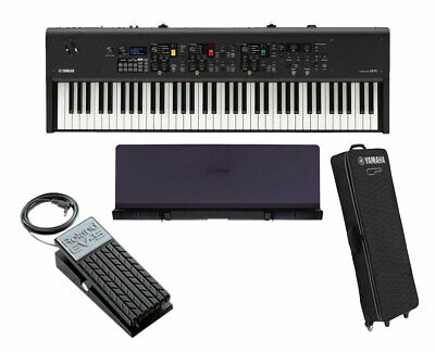 Yamaha CP73 Piano W/ EV-5 Volume Pedal + Ultimate AX-48 Pro Stand W/ Carry Tote • 1,605.39£