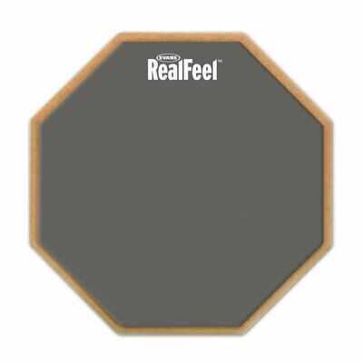 Real Feel Single Sided 12  Practice Pad • 31.39£