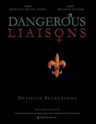 Dangerous Liaisons (Songbook): Musicals Officia. Caluori, Steppe<| • 13.64£