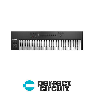 Native Instruments Komplete Kontrol A61 MIDI CONTROLLER NEW - PERFECT CIRCUIT • 197.80£