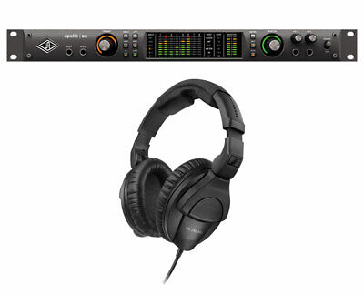 Universal Audio Apollo X8 Thunderbolt 3 Audio Interface + Sennheiser HD 280 PRO • 2,124.44£