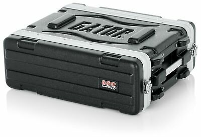 Gator Molded PE 3U 14.25 Inch Deep Rack Case With Front / Rear Rails 3 U • 113.99£