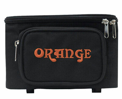 Orange Amplifiers Gig Bag W/ Strap - Small (Fits Terror Bass, Tiny Terror, Etc) • 28.27£