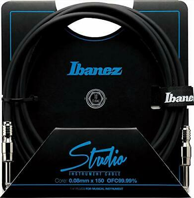 New Ibanez HF10 Guitar Cable HF Hundred Fifty Studio Cabl From Japan • 53.12£