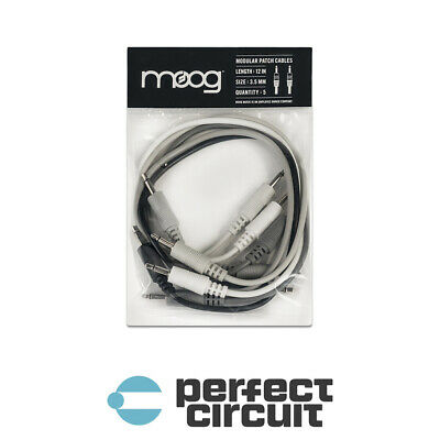 Moog Mother 32 Patch Cables 5 Pack (12