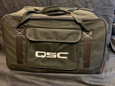 Genuine QSC K12.2 Paddded Speaker Bag Case Cover • 35£