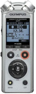 Olympus LS-P1 Hi-Res Digital Audio Recorder With Directional Stereo Microphones • 115£
