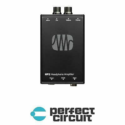 Presonus HP2 Personal Headphone Amplifier PRO AUDIO - NEW - PERFECT CIRCUIT • 91.27£