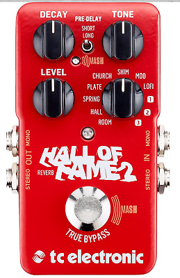 TC Electronic Hall Of Fame 2 Reverb • 137£