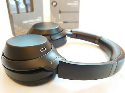 SONY WH-1000XM3 Wireless Noise Cancelling Headphones  • 175£