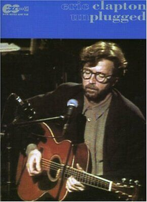 Eric Clapton: Unplugged E-Z Play Guitar. Sheet Music For Guitar Tab(with Chor** • 10.68£