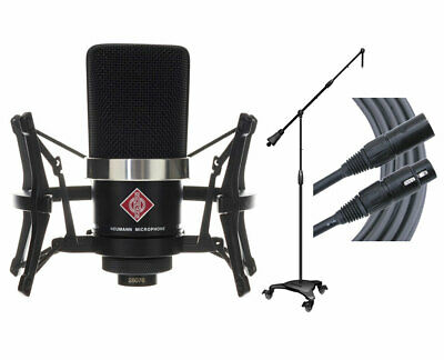Neumann TLM102 Studio Mic Set (MB) + Ultimate MC-125 Stand + Mogami Gold Cable • 660.57£