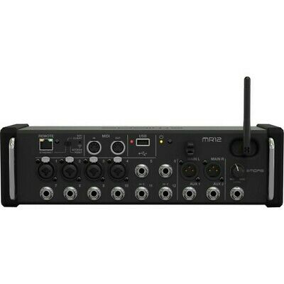 Midas MR12 12-Input Digital Mixer For IPad/Android Tablets • 280.36£