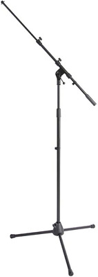 On Stage Stands MS7701TB Telescoping Euro Boom Mic Stand - Black • 37.45£