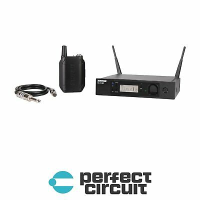 Shure GLXD14R Profession Wireless Guitar SYSTEM - NEW - PERFECT CIRCUIT • 423.97£