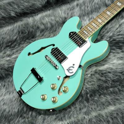 Epiphone Casino Coupe Turquoise / Small Size • 706.76£