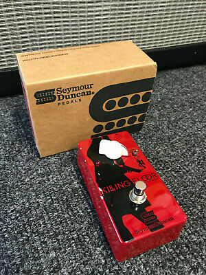 Seymour Duncan Killing Floor High Gain Boost Guitar Effects Pedal - B Stock • 99.99£