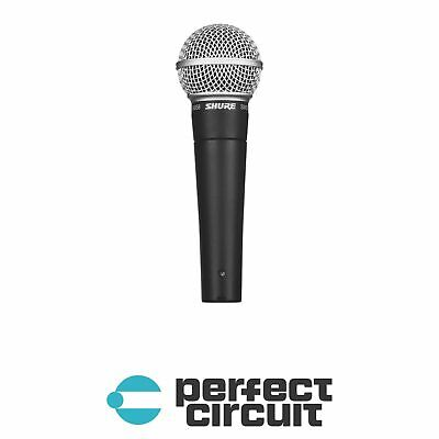 Shure SM58 Professional Dynamic Vocal MICROPHONE - NEW - PERFECT CIRCUIT • 71.62£