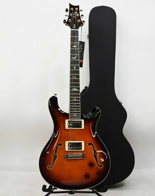PRS SE Hollowbody II Piezo Electric Guitar - Tricolor Sunburst • 1,201.71£