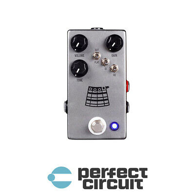 JHS Pedals The Kilt V2 Distortion Pedal EFFECTS - NEW - PERFECT CIRCUIT • 142.36£