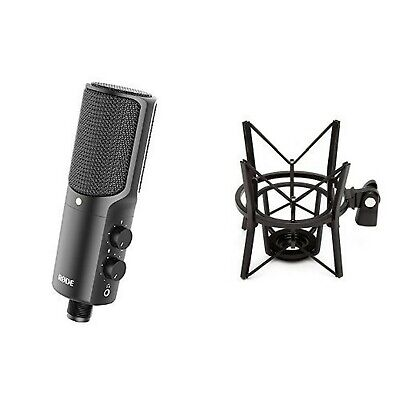 Rode NT-USB Microphone With Shockmount • 268.99£