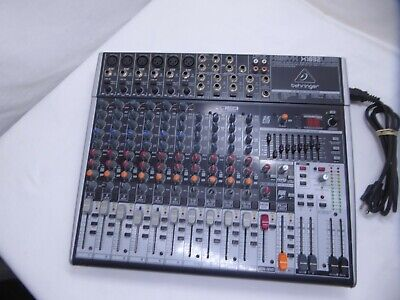 Behringer XENYX X1832USB Mixer Tested And Working • 164.41£