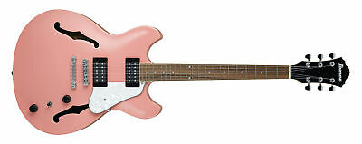 Ibanez AS Artcore Vibrante AS63 Semi-Hollow 6-String Electric Guitar, Coral Pink • 1,008.46£