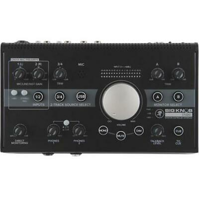 Mackie Big Knob Studio Studio Monitor Controller With Audio Interface • 195£